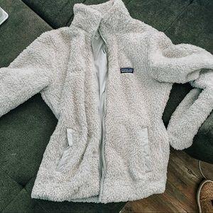 Patagonia Full Zip Grey Jacket